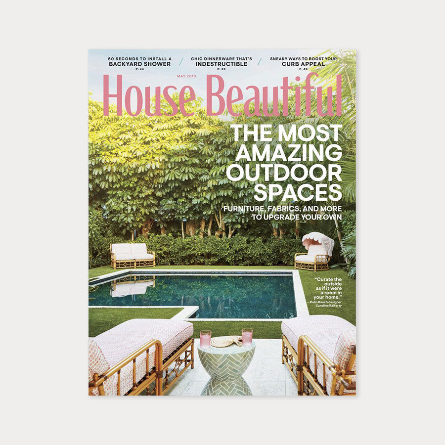 House Beautiful May 2019