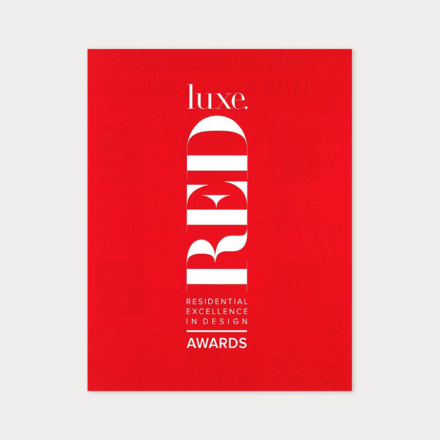 LUXE Magazine RED Awards